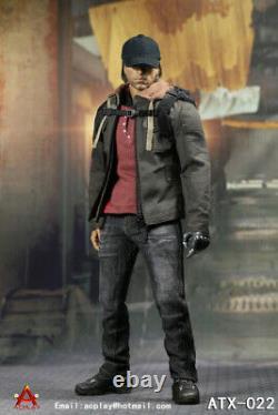 1/6 Acplay ATX022 Captain America Civil War Winter Soldier Bucky Action Figure