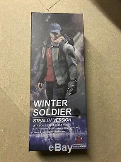1/6 Acplay ATX022 Marvel Captain America Civil War Winter Soldier Bucky Figure