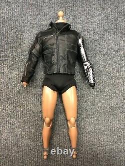 1/6 Hot Toys MMS351 Captain America Civil War Bucky Winter Soldier Body Figure