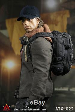 1/6 Winter Soldier Stealth Figure USA Captain America Civil War Stark Toys Hot