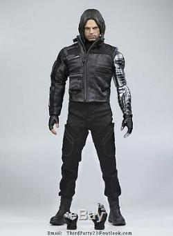 1/6 scale winter soldier figure Captain America Civil War hot figure toys USA