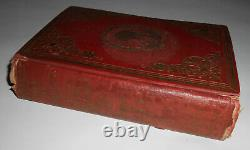 1861 CIVIL WAR Dying Soldier Poem Written To Mother Life Of Geo Washington Book