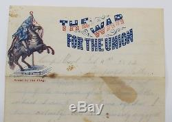 1862 Civil War Soldier Letter 72nd New York C. H. Miller KIA @ Williamsburg