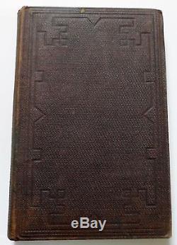 1863 NATIONAL GUARD MANUAL Pinckney instruction for Civil War soldiers
