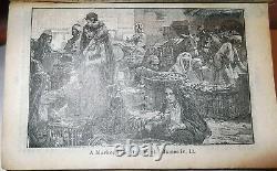 1900 South Africa BOER CIVIL WAR SOLDIER'S NEW TESTAMENT POCKET BIBLE Antique