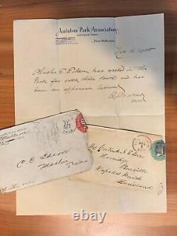 1901 POST Civil War Soldier Discharge Papers Emancipated Slave + Bonus d 326