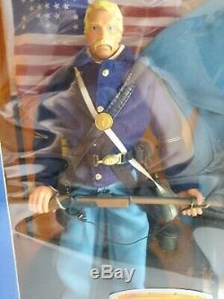 1999 Hasbro GIJOE Classic Civil War 1861 ARMY OF THE POTOMAC 12 Figure NIB