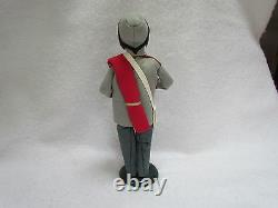 2015 Byers Choice Civil War Confederate Soldier Caroler New