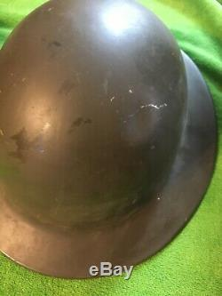 3 X WWII World War 2 Helmet Doughboy US Military McDonald Civil Defense Soldier