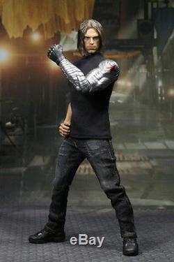 ACPLAY 1/6 ATX022 Civil War Winter Soldier Stealth ver figure (In Stock)