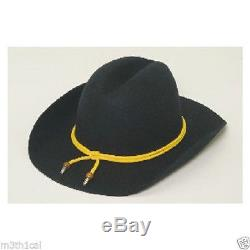 Adult Wool Federal Union Officer Army Soldier Hat Costume Civil War Replica