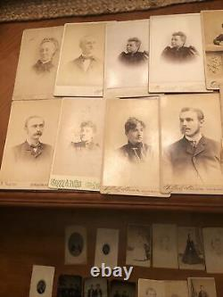 All Philadelphia Pennsylvania Pa CIVIL War Soldier CVD Tintype Cabinet Card