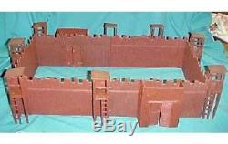 Andersonville Civil War Prison Compound Fort Toy Soldiers 1/32 54MM Union Set