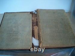 Antique The Soldier In Our CIVIL War Vol. 1 And Vol. 2 Dated 1890