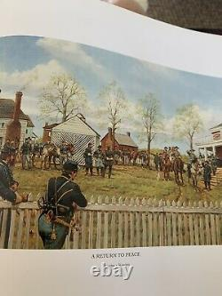 BOOK The Soldier's View The Civil War Art of Keith Rocco 2004 100+ ill