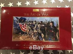 BRITAINS Soldiers Miller's Cornfield Ltd. Ed. 500 American Civil War ACW 31152