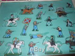 Britains Swoppet CIVIL War Set Very Rare