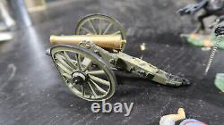 Britains US Civil War Union Artillery Caisson