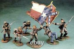 Britains toy soldiers Lone Star American Civil War Britain 17016