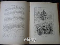 Bullet and Shell War as the Soldier Saw It by G. F. Williams 1882 Civil War
