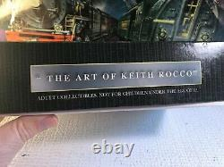 CONTE Keith Rocco Lee's Surrender Civil War -PAINTED -NEW -RARE FIND CW019