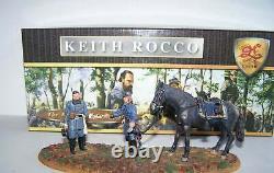 CONTE ROC003 SIGNED KEITH ROCCO BURDEN OF COMMAND, Civil War