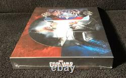 Captain America Civil War WeET Collection Lenticular Slip Blu Ray Steelbook