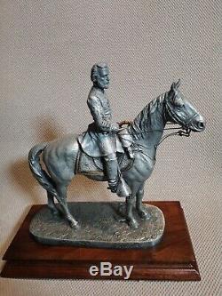 Chilmark Pewter Barnum Gentileman Soldier Figurine Civil War #567 / 750
