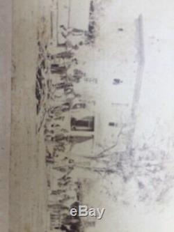 Civil War CDV Group Shot Of Soldiers