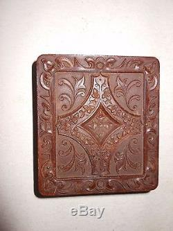 Civil War (Corps Badge) Soldier 1/6 Ambrotype Thermoplastic Case