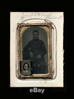 Civil War Soldier 20th Maine Infantry Co. G / Gettysburg