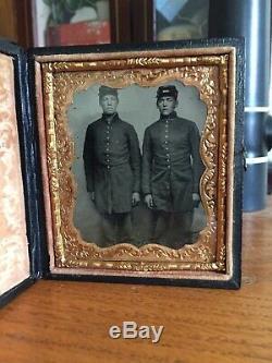 Civil War Soldier Tintype