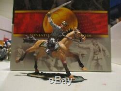 Conte Collectibles 54mm American Civil War #ACW57131 General George Pickett
