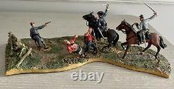 Conte Dt59006 Don Troiani CIVIL War First At Manassas Toy Soldier Set Part 1