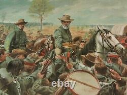 Don Troiani Soldiers Tribute Giclee Canvas Collectible Civil War Canvas