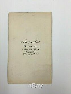 Exceedingly rare and Desirable CDV of Armed Confederate Soldier Civil War