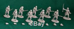 Expeditionary Force American Civil War Confederate Infantry. 1/32 ACW soldiers