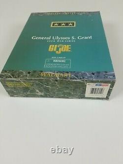 GI Joe General Ulysses S. Grant Timeless Collection Civil War Series Wal Mart