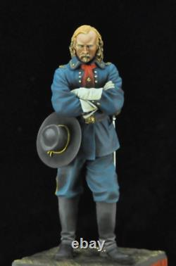 George Armstrong Custer at American Civil War Painted Toy Soldier Pre-Order Art