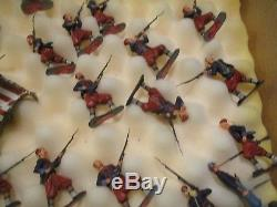 Gettysburg Toy Soldier 1/32nd scale Civil War set 114th PA Collis Zouaves