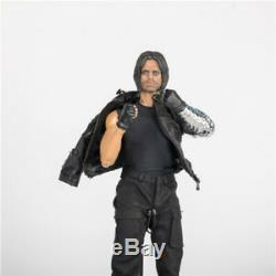 HC Toy Civil War Winter Soldier Bucky Barnes 1/6th Scale Action Figure With Box