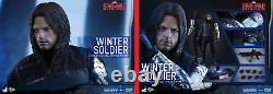 HOT TOYS Marvel Captain America Civil War Winter Soldier