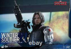 Hot Toys 1/6 Captain America CIVIL War Mms351 Winter Soldier Bucky Barnes