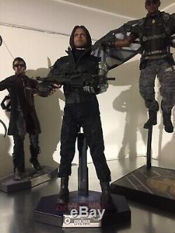 Hot Toys 1/6 MMS351 Marvel Captain America Civil War Winter Soldier Bucky Barnes
