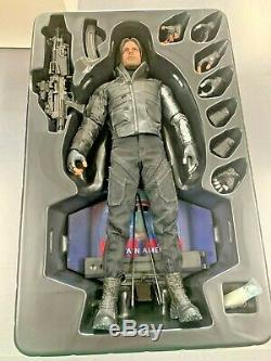Hot Toys Captain America Civil War Winter Soldier MMS351 L@@K