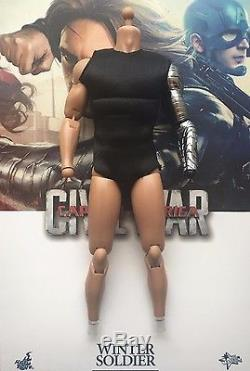 Hot Toys Winter Soldier Civil War MMS351 Muscle Body & Padding loose 1/6th scale