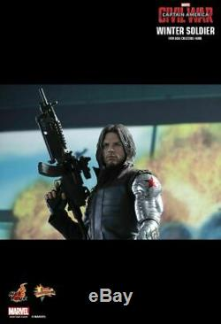 Hot toys MMS351- Marvel Captain American Civil War Winter Soldier