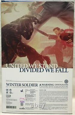 Hottoys Movie Masterpiece Winter Soldier / CIVIL War Mms351