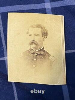 Identified West Point Civil War Soldier 16th US Infantry Western Theater