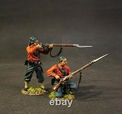 John Jenkins American CIVIL War 11ny-05 Union 11th New York Skirmishing Bull Run